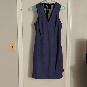 NWT Banana Republic tie back shift dress